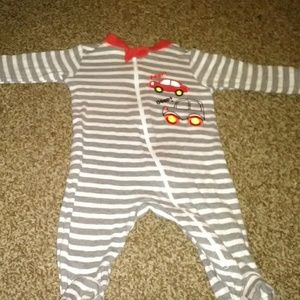 Grainmals sz 0 to 3 months infant sleeper trucks